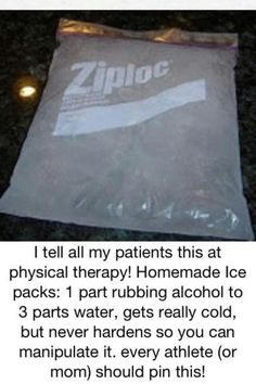 soft ice pack