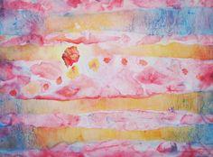 """Sunrise Impressions"" - watercolor by Lynda Hoffman-Snodgrass"