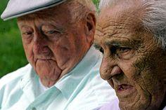 Babe Heffron and Bill Guarnere <3