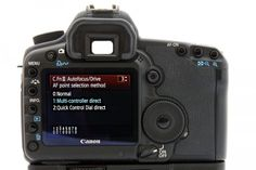 Canon quick focus point selection. Best tip ever!!!!!