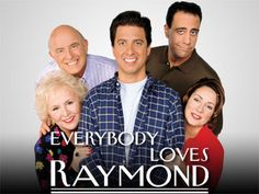Everybody Loves Raymond, I just love this show! It always gets me laughing and if your married like me, Im sure that you could relate to some aspects of the show!