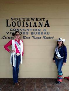 ❦  Miss Rodeo America at the Southwest District Livestock Show & Rodeo in Lake Charles, LA.
