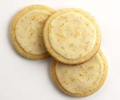 Orange Butter Cookies with Grand Marnier Glaze // Recipe: http://www.finecooking.com/recipes/crepes-suzette-cookies-orange-glaze.aspx?nterms=108064_source=social_medium=pinterest_term=no_offer_content=fcrecipe_campaign=fc_social
