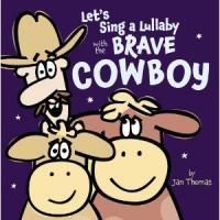 "The cowboy loves to sing but gets a bit scared of ""creatures"" in the barn. This is a hilarious book for kids!"