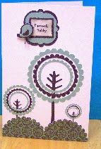 Use your Straight From the Nest Cricut card and follow the video ...