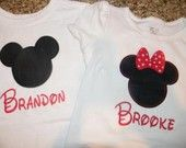 @Debbie Branham...found these on ETSY for your Mickey Mouse themed party...