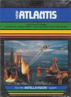Atlantis. Mattel, 1982.