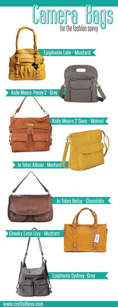 Photography | My Camera Bag Obsession - Crafted Love