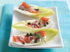salmon lettuc, endivesalmon boat, boats
