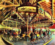 The nickel carousel.