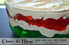 Cinco De Mayo Jello