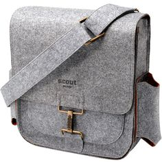 Petunia Pickle Bottom Scout Journey Pack Diaper Bag in Heather Gray from PoshTots