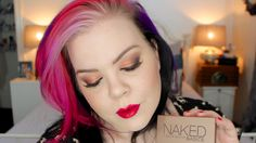 Naked Geek Makeup Tutorial