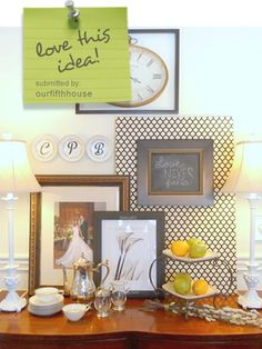 Great web site for decorating ideas!