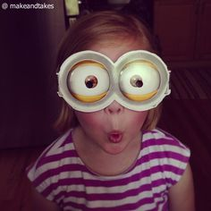 #JustAddGoggles Photo from @MakeandTakes.com