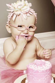 gotta love babies in glasses!! :)