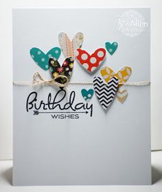 My Stampin' Spot: Birthday Wishes!