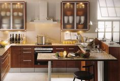 modern kitchen cabinets - Google Search
