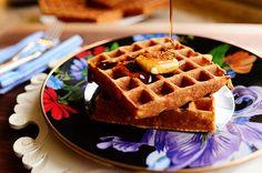 Waffles!   Ree Drummond
