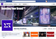 Facebook Page of Sokrates Academy  https://www.facebook.com/SokratesAcademyNL