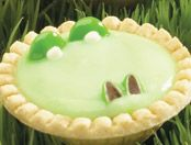 Could make this to go with Solomon Crocodile by C Rayner, or with any other crocodile/alligator themed book desserts, food, pies, allig pie, alligators, recip, stpatrick