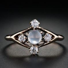 wedding engagement rings on antique wedding