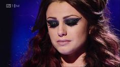 Cher Lloyd - X Factor live show 4.  Sings Stay.
