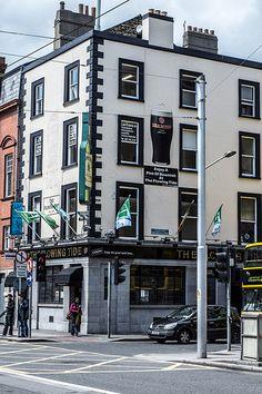 Dublin City - The Flowing Tide Pub (Abbey Street)