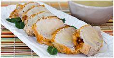 Pork Loin w/ Honey Mustard