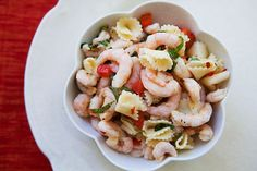 Shrimp Pasta Salad Recipe | Simply Recipes