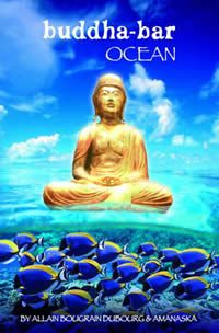 Following on from the success of Buddha Bar Nature, Buddha Bar Ocean DVD takes you in an aquatic trip around the world; from the unique marine depths of Brittany's coasts to the impressive breaking Australian waves.