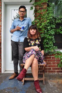 Marie-Lyne & Karlo's Small, Scandi-Inspired Condo -- House Tours