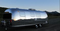 Rachel Horn's Tricked Out 1969 Airstream
