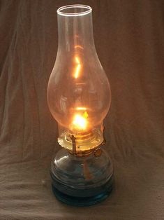How To Make Your Own Oil Lamp Fuel