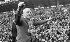 """Some people believe football is a matter of life and death.                    I'm very disappointed with that attitude. I can assure you it is much, much more important than that."" Bill Shankly"