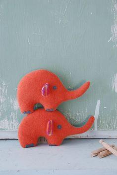 elephant on elephant