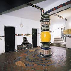 Architecture - Hundertwasser