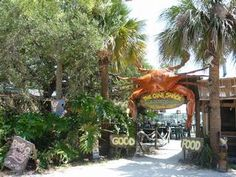 The Crab Shack, Tybee Island, GA