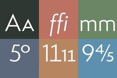 semplicita pro, cleanses, font shop, clean type, desktop font