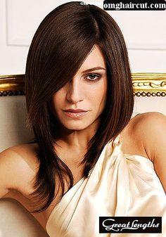 Layered Hair Cuts for Long Hair   Rock Chic Long Layered Hair Styles   Haircuts, hairstyles, haircuts ...