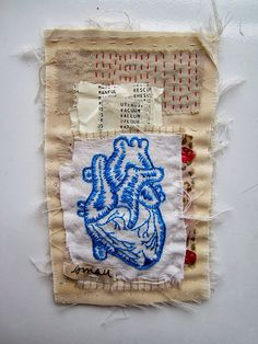 by the amazing Emma Parker, Stitch Therapy