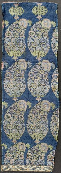 textile via Harvard Art Museums