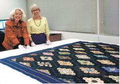 Rare Civil War quilt found in Texas has a mysterious story