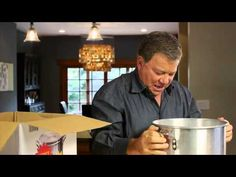 Eat, Fry, Love: A Cautionary Remix  William Shatner gets musical on turkey fryer safety.
