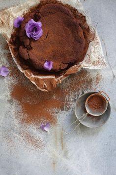 Gluten-free chocolate and beetroot cake  |  Crush 37