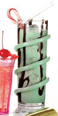 #Mocktail Recipes - Chocolate Mock-tini