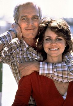"""Paul Newman as Gallagher and  Sally Field as Megan, """"Absence of Malice"""", 1981 meher ii, creatura increibl, lo mío, artist influent"""