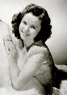 Shirley Temple, 1940s. She was loved by all