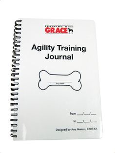Agility Training Journal: NTI Global Online Store :: Purchase Dog ...