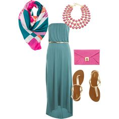 Mexico Outfits, created by me on Polyvore